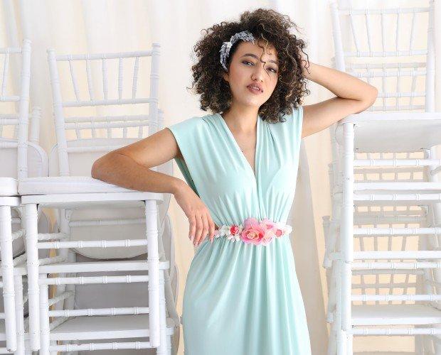Vestido Menta. Nuestra marca belga se destaca por encima de la competencia.