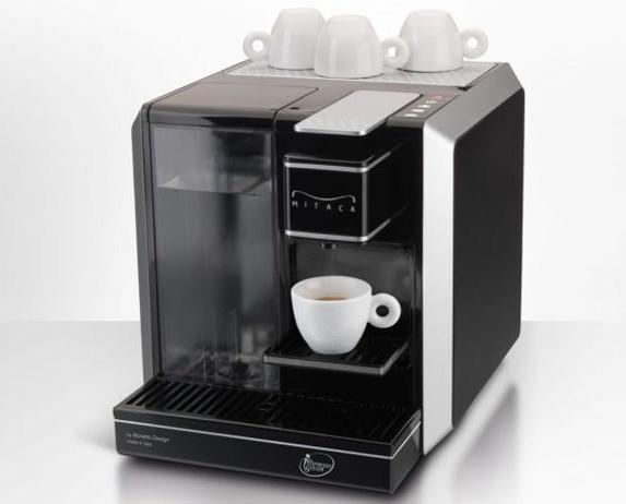 Mitaca i5. Ideal para oficinas o empresas de 10 a 20 trabajadores, con un rendimiento de 10 a 30 cafés diarios