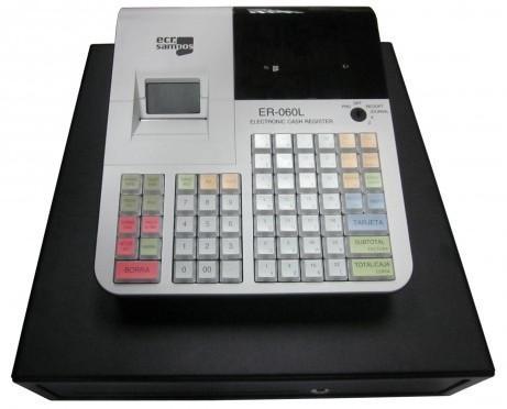 Sampos ECR. Caja Registradora con Impresora Térmica Sampos.