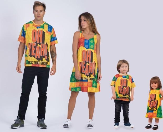 Camisetas Estampadas de Mujer.Moda para toda la familia