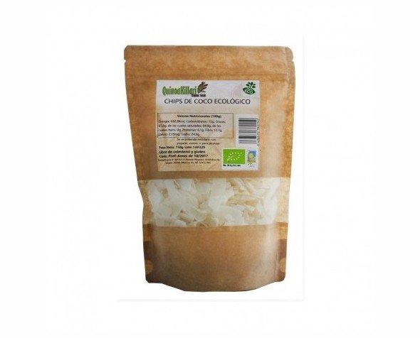Chips de coco. Producto Ecológico