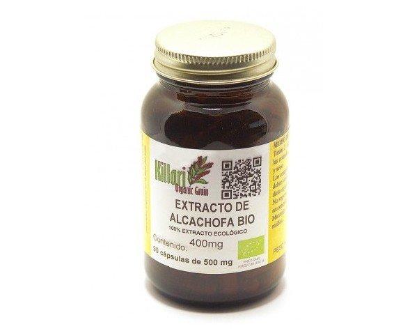 Extracto de alcachofa. 100% natural