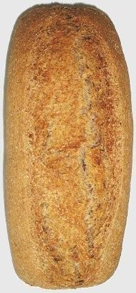 Pan blanco de Trigo. Panadería