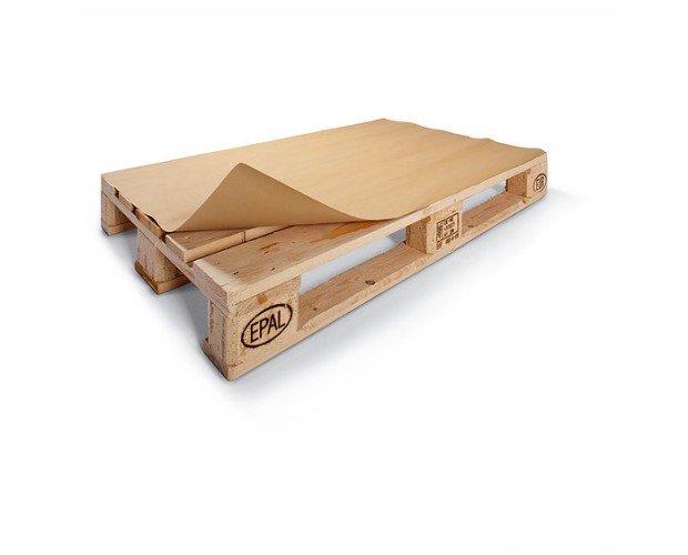 Papel y Cartón.Separador cubrepalets cartón compacto 150 a 450 gr
