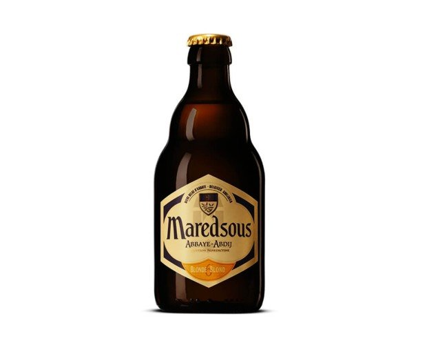Maredsous. Una cerveza refrescante con cuerpo, para el consumo de los monjes de la Abadía.