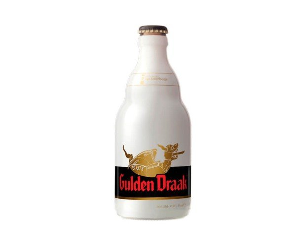 Gulden Draak. Cerveza triple, de fermentación alta y posterior fermentación en botella con levadura de vino