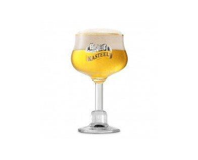 Kasteel Blonde. Muy refrescante y agradable de beber.