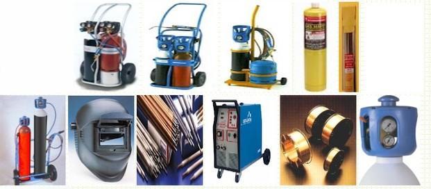 Gases. Distribución de gases industriales y especiales