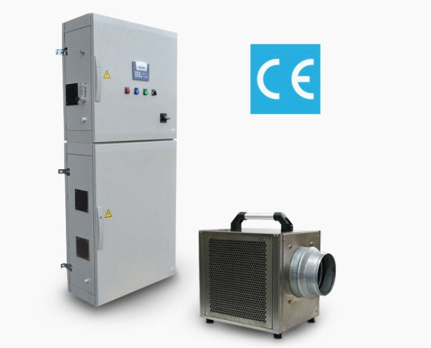 Generadores de Ozono.Fabricación, Diseño e Instalación de Generadores de Ozono. OZONOAPPS SL