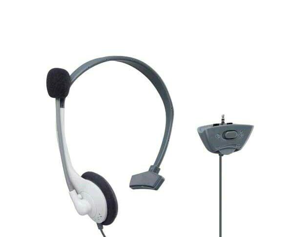 Auricular con micrófono. Excelentes auriculares XBOX 360 K3330