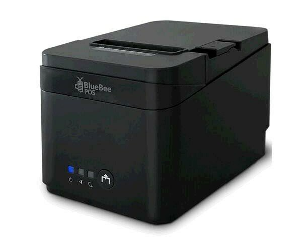 Impresora de ticket . Impresión térmica directa. Impresora USB