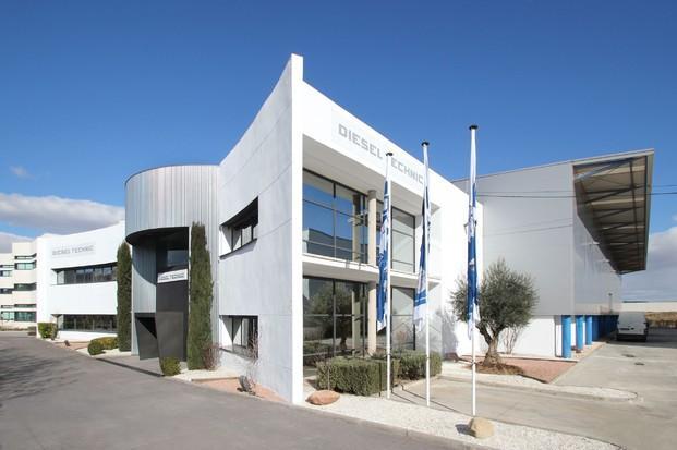 Recambios y piezas. Diesel Technic Iberia en Alcalá de Henares Madrid