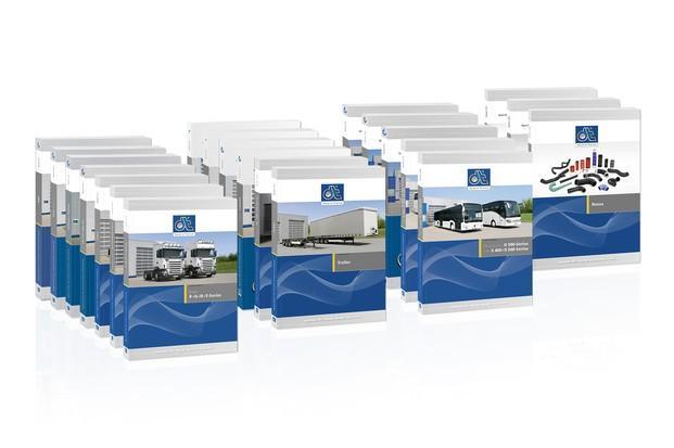 Recambios y Piezas para Vehículos Industriales.Catálogos de recambios de la marca DT Spare Parts