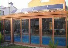 Calefacción Solar. Paneles para energía solar