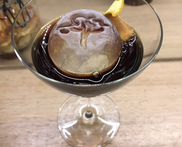 Esfera cocktail. Japan Ice Ball personalizada
