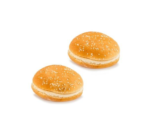 Pan de hamburguesa. Panes de hamburguesa XL
