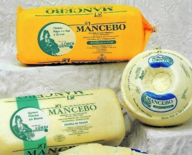 quesos. queso de vaca