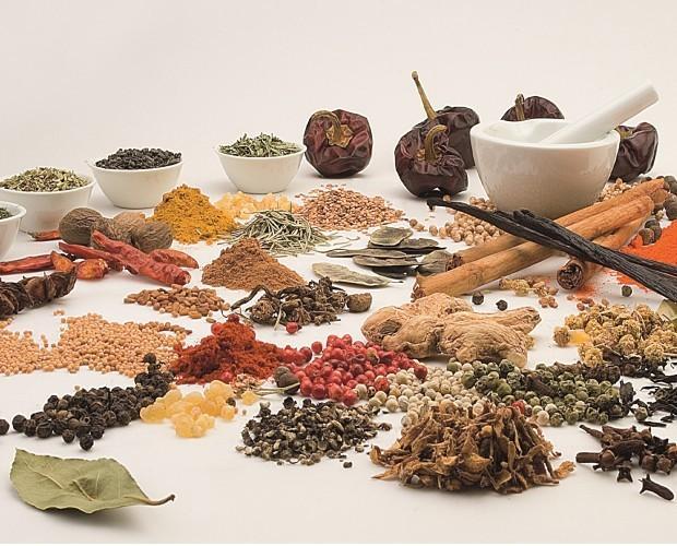 Hierbas y Especias.Venta al por mayor de especias, hierbas aromática y mezclas naturales