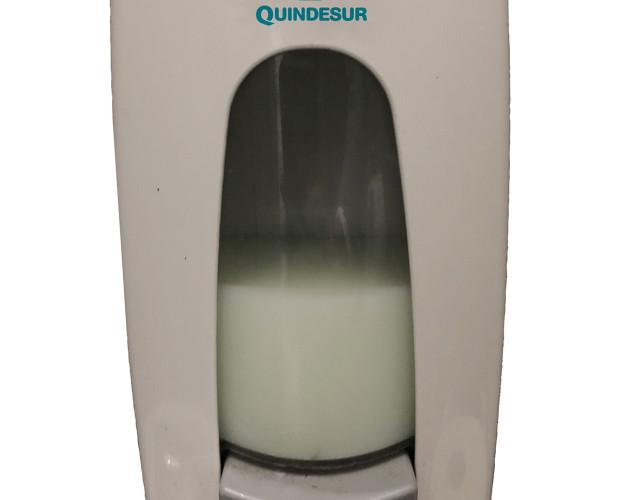 Dispensador gel. Dispensador de gel Quindesur