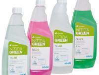 Proveedores Productos Nítida Green