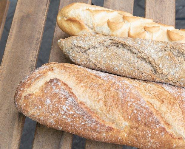 Panes variados. La mejor diversidad de pan