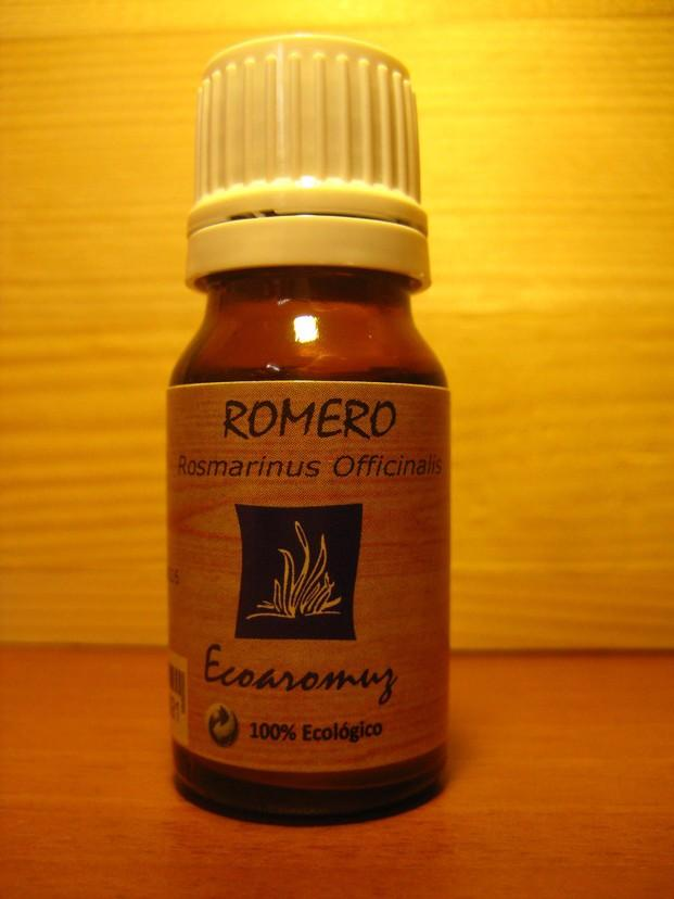 Romero. Aceite esencial de ROMERO