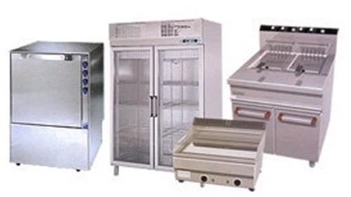 Maquinaria de hostelería. Cocinas, planchas, hornos convección, lavado, frío..