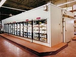 Frío Industrial. Cámaras frigoríficas de conservación y congelación