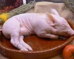 Carne de Cerdo Ibérico.El mejor cochinillo español