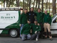 Trabajadores de Jardinería Herrera