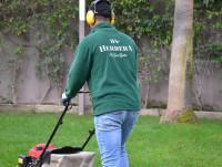 Jardineros cualificados