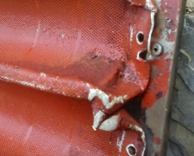 Reparación de chapas. Reparación y sustitución de Chapas