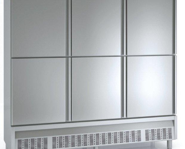 Armario Frigorifico 6 Puertas. Gran Capacidad