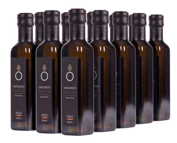 AOVE Picual. Es un aceite con una equilibrada presencia de frutas verdes y maduras