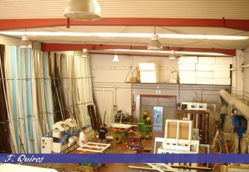 Carpintería Aluminio. Ventanas y puertas