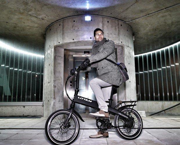 Ibiza. bicicleta eléctrica Ibiza