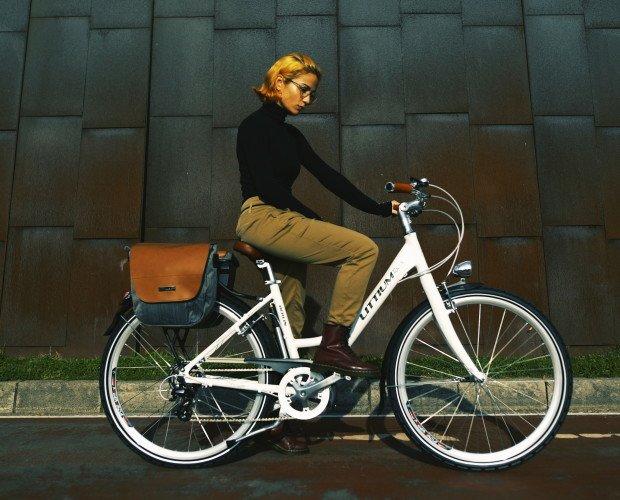 Berlin. bicicleta eléctrica Berlín