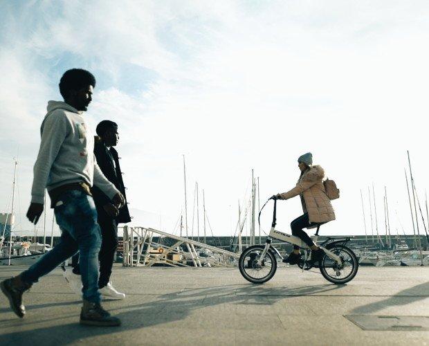 Ibiza. bicicleta eléctrica