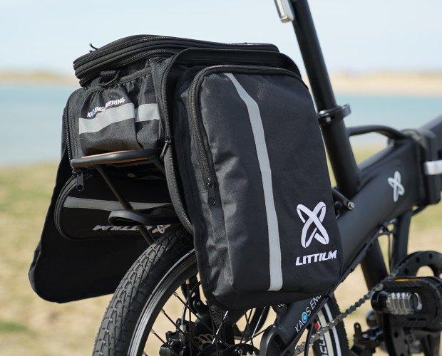 Bolsa. bolsa para bicicleta