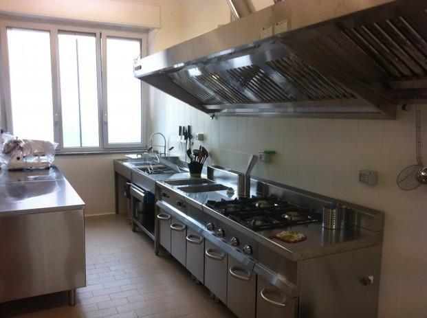 Cocinas industriales. Cocinas industriales, hornos para panadería