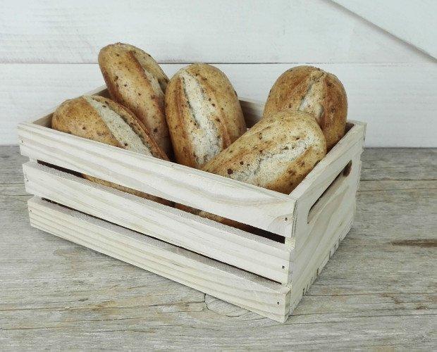 Cajas de madera. Cajas de madera pequeñas para hostelería