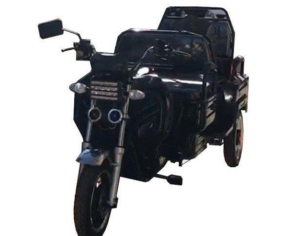 Triciclos. Triciclos Eléctricos de Carga. Con pedaleo asistido 800W de motor limitados a 250W