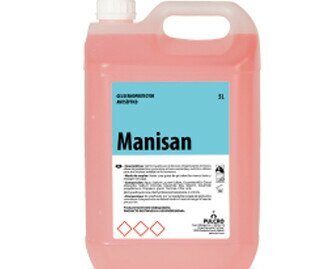 Jabón de manos. Jabón de manos higienizante de la mejor calidad