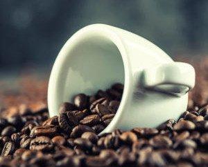 Café en granos. Seleccionados