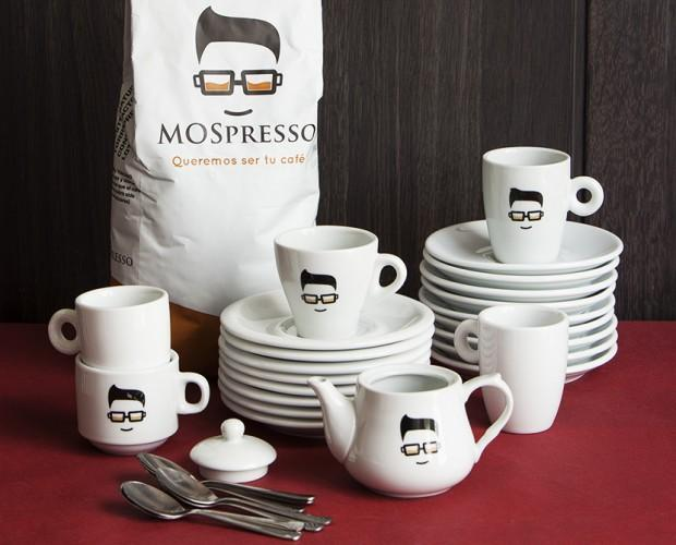 Vajillas MOSpresso. Contamos con vajilla de calidad