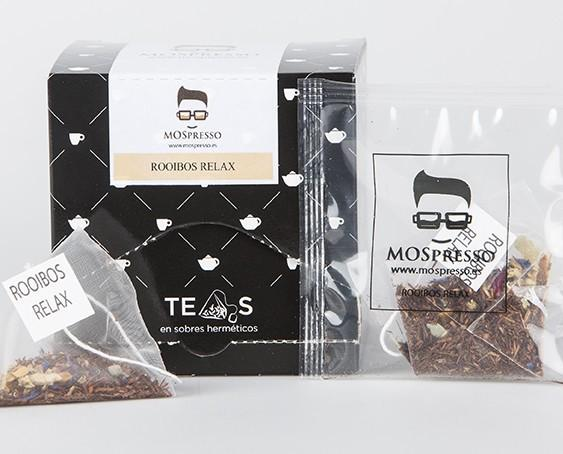Infusiones.Amplio stock de té e infusiones