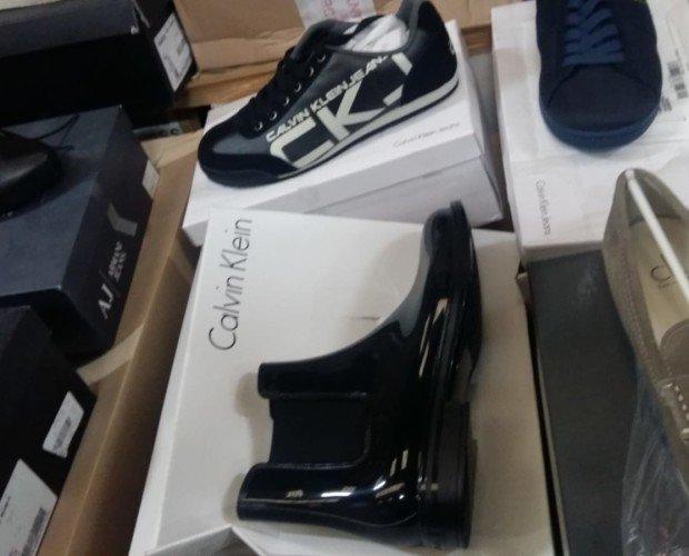 Calzado Calvin Klein. Mix de calzado de mujer de marca