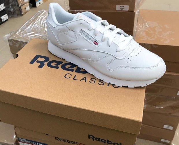 Zapatillas Reebok. Zapatillas Reebok Classic blancas