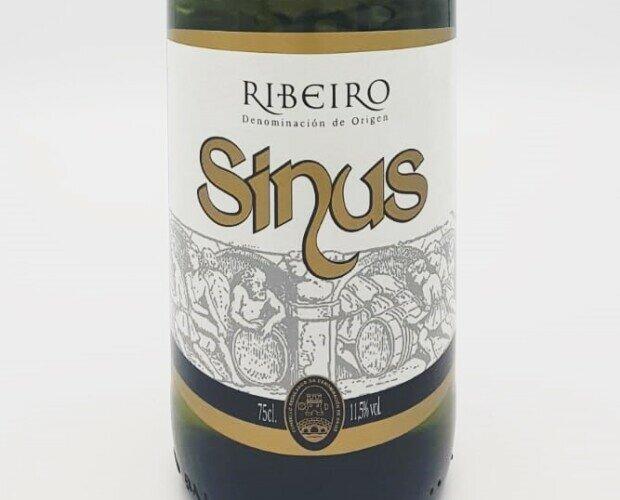 RIBEIRO. RIBEIRO SINUS BLANCO BOTELLA DE 75 CL