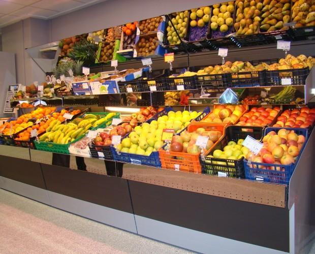 Estanterías para Tiendas y Supermercados. Estanterías para Supermercados. Disponemos de un mobiliario modular adaptable a cualquier tipo de sala de ventas